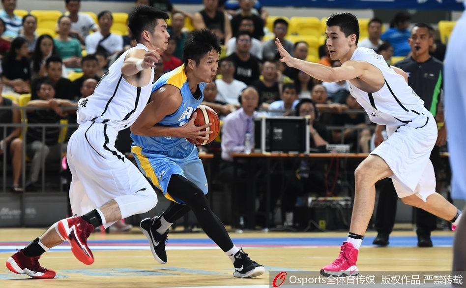 9月23日篮球亚冠 新疆vs台北达欣 录像 集锦