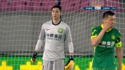 08月15日 中超第8轮补赛 北京国安vs上海申花 录像 集锦