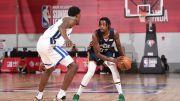 8月18日 NBA夏季联赛 爵士vs76人 录像 集锦