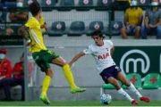 08月20日 欧协联附加赛首回合 费雷拉vs热刺 录像 集锦