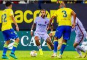 09月24日 西甲 加的斯vs巴塞罗那 录像 集锦