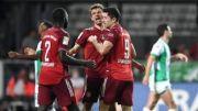 09月25日 德甲 菲尔特vs拜仁慕尼黑 录像 集锦